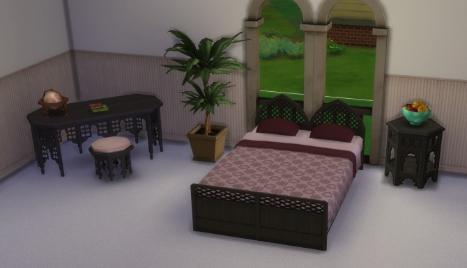 moroccan bedroom set at lexicon luthor image 8516 670x385 sims 4