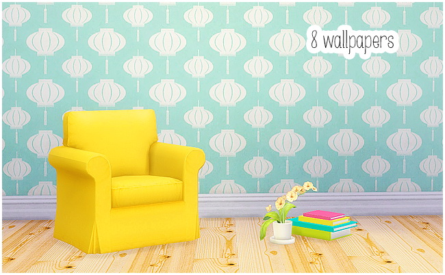 Sims 4 8 Curiousb wallpapers at Lina Cherie