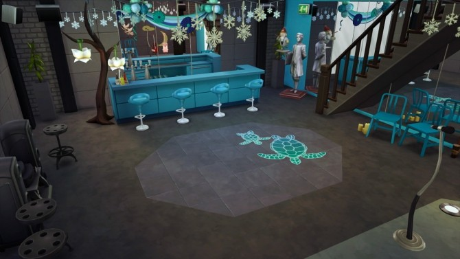 Bradford Elementary School At In A Bad Romance 187 Sims 4
