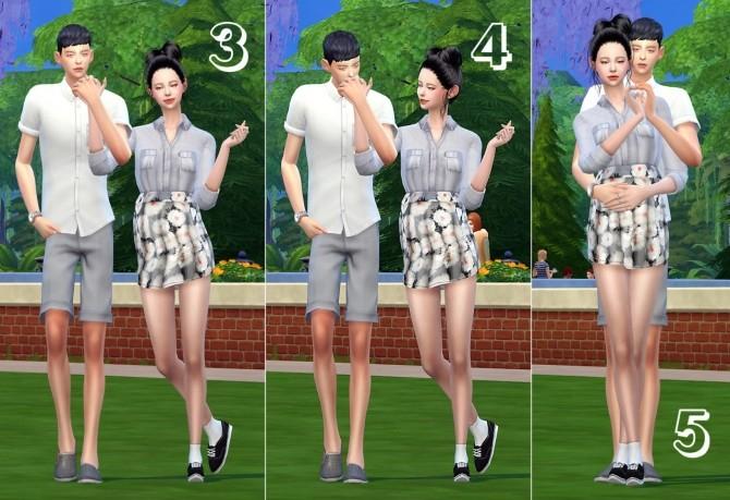 Dominationkid, Kiru, Dearkim LOVE collaboration: sculpture & poses at Dominationkid image 8719 670x459 Sims 4 Updates