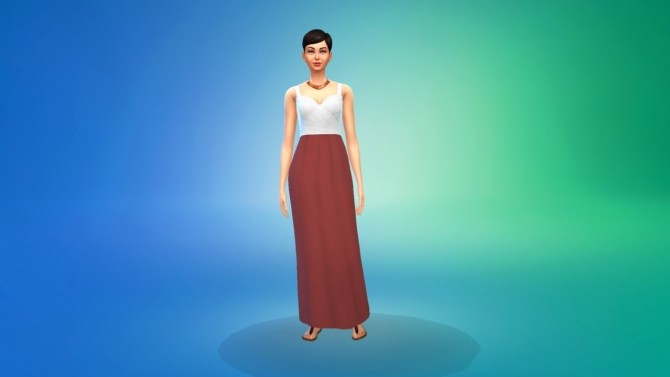 Springtime Maxi Dresses at Marvin Sims image 88 670x377 Sims 4 Updates