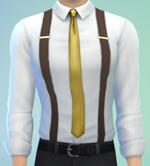 Lonelyboy Male Suspenders Top At Happy Life Sims 187 Sims 4