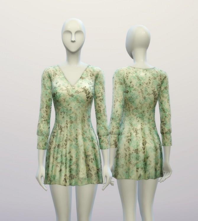 V.W. dress 4 colors at Rusty Nail image 972 670x749 Sims 4 Updates