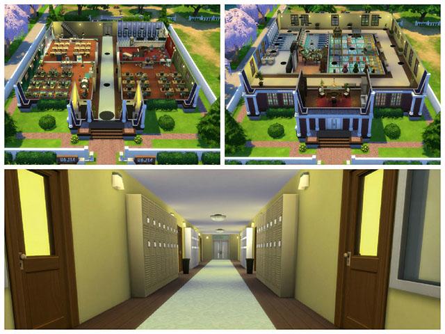 Elementaryby Sim4fun at Sims Fans Sims 4 Updates