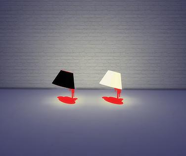 Bleeding Lamps at Meinkatz Creations image 986 Sims 4 Updates