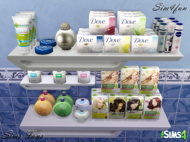Sims 4 Beauty for Her by Sim4fun at Sims Fans