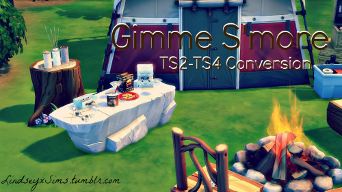 Gimme S More Summer Camping Conversions At Lindseyxsims