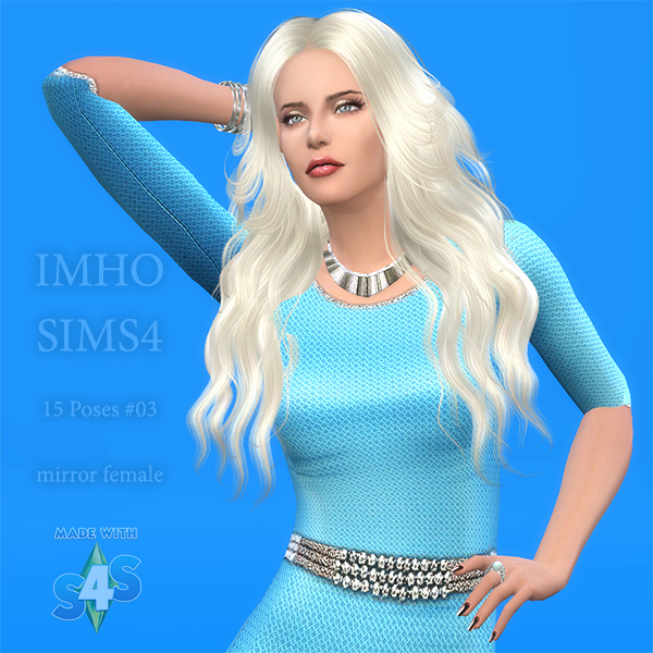 15 Poses #03 at IMHO Sims 4 image 10226 Sims 4 Updates