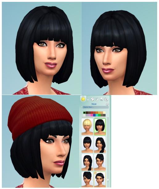 Sims 4 Versions of Bob hair at Birksches Sims Blog