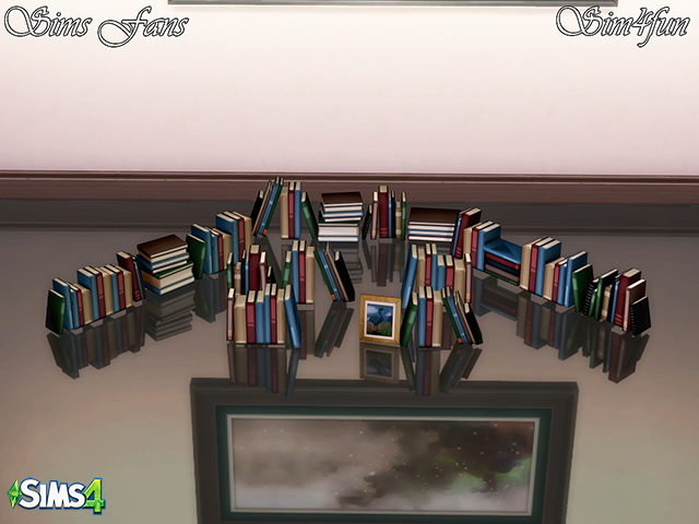 how to buy books sims 4
