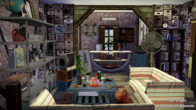 Old Lane House At Frau Engel 187 Sims 4 Updates