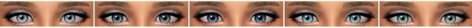 Sims 4 Charlotte's sharp eyes at Nessa Sims
