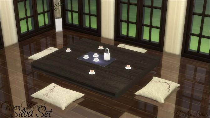 Silva Set By Dalailama At The Sims Lover 187 Sims 4 Updates