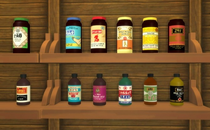 Sims 4 Medicine for the herbalist at Budgie2budgie