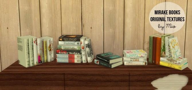 Mirakes Nolen books at MIO image 1251 670x316 Sims 4 Updates