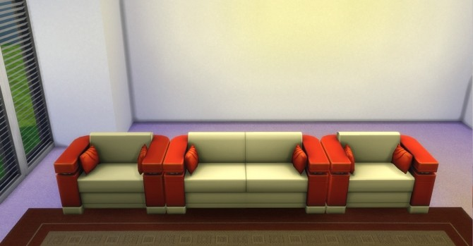 Solidarity Living Chair by AdonisPluto at Mod The Sims image 1266 670x349 Sims 4 Updates