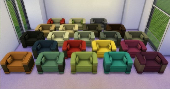 Solidarity Living Chair by AdonisPluto at Mod The Sims image 1275 670x349 Sims 4 Updates