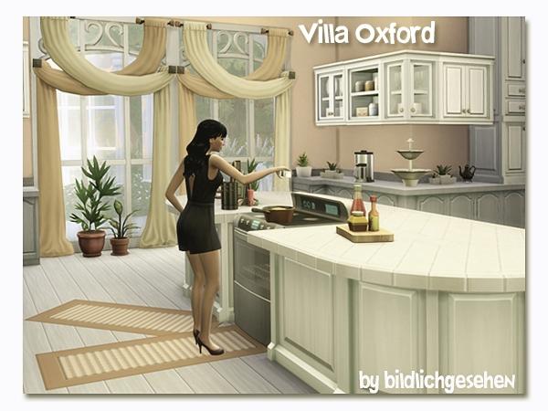 Villa Oxford by Bildlichgesehen at Akisima image 12810 Sims 4 Updates