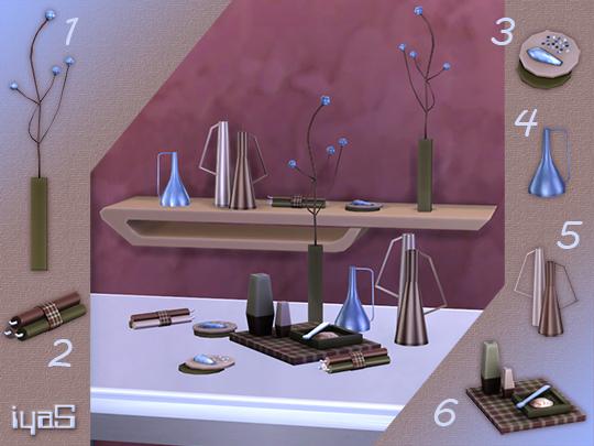 Contemporary Breakfast Set at Soloriya image 13120 Sims 4 Updates