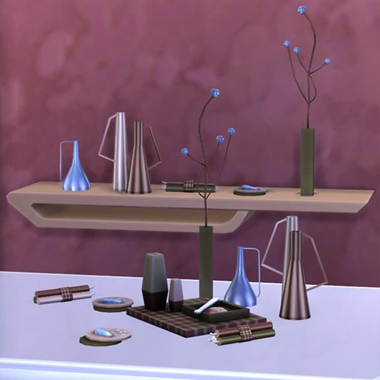 Contemporary Breakfast Set at Soloriya image 13217 Sims 4 Updates