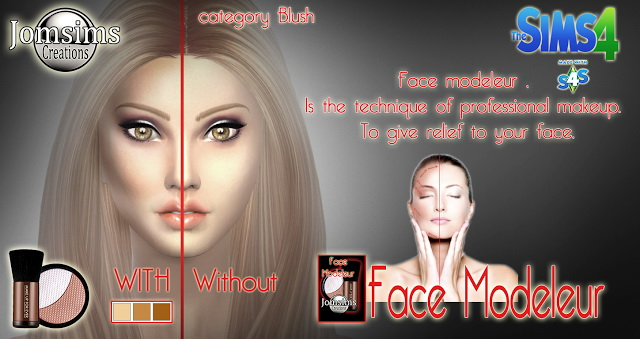 She delicious! Facial dna blending cheat sims 2