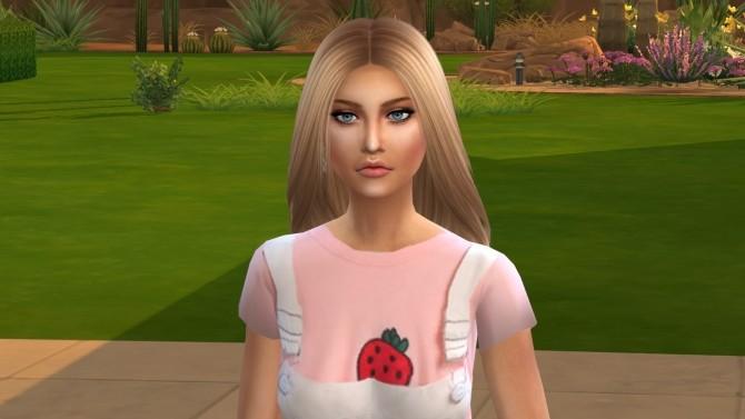 Sims 4 Emmanuel Bernard by Elena at Sims World by Denver