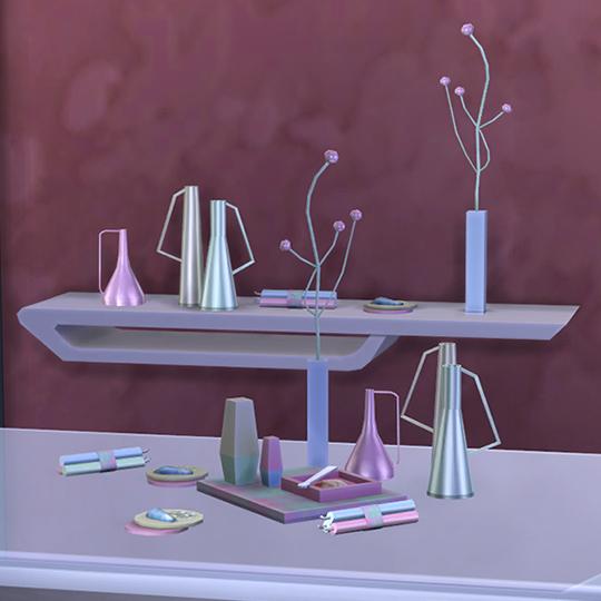 Contemporary Breakfast Set at Soloriya image 13414 Sims 4 Updates