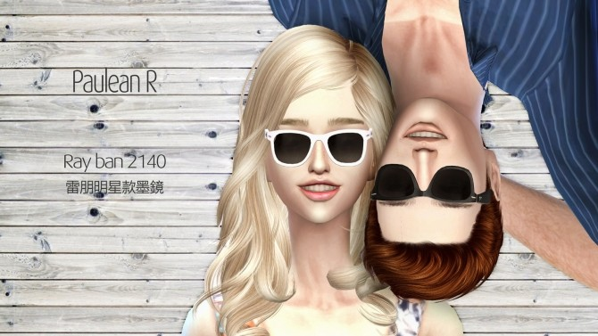 Sims 4 Sunglasses at Paulean R