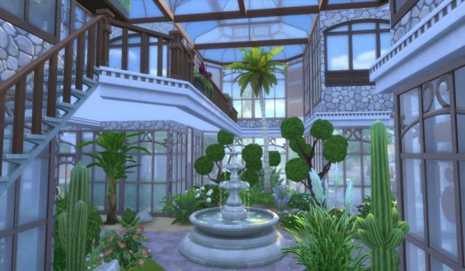 Greenhouse Set Part 1 At Leander Belgraves 187 Sims 4 Updates
