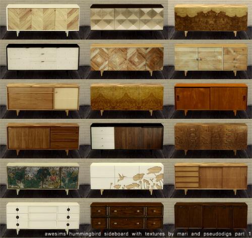 June Buy Stuff Dump Part 1 at Chisami image 13918 Sims 4 Updates