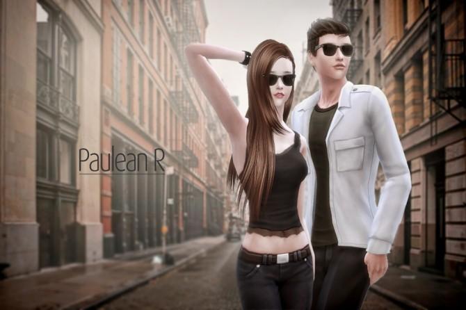 Sunglasses at Paulean R image 13922 670x446 Sims 4 Updates