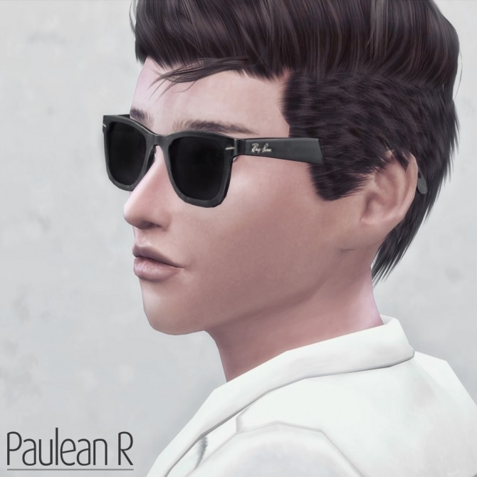 Sunglasses at Paulean R image 14020 670x670 Sims 4 Updates