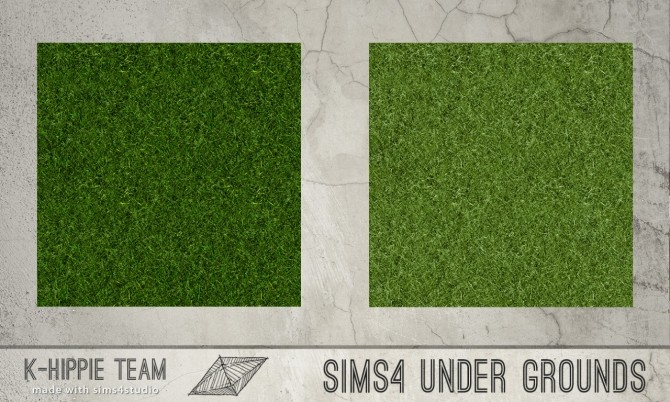 40 grass terrain paints at K hippie image 14110 670x402 Sims 4 Updates