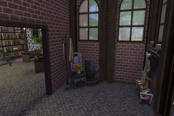 Industrial loft by MadameChaos at Blacky's Sims Zoo image 14124 Sims 4 Updates