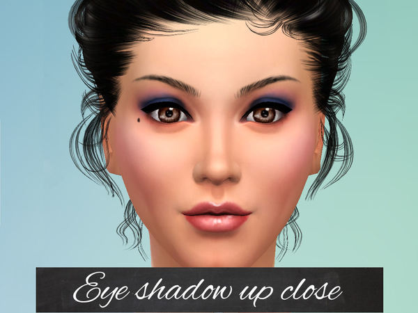 VF Luscious Creme eyeshadow by fortunecookie1 at TSR image 1427 Sims 4 Updates