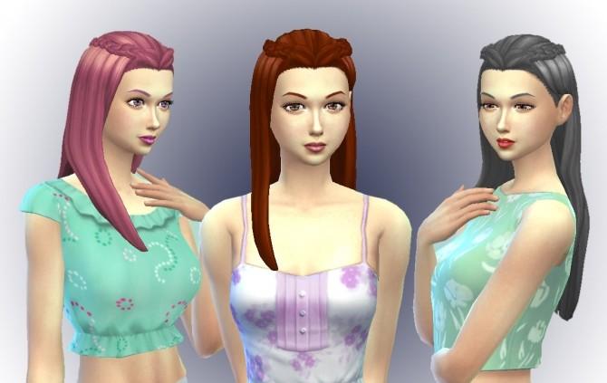 Dahlia Hawthorne Hair at My Stuff image 14312 670x423 Sims 4 Updates