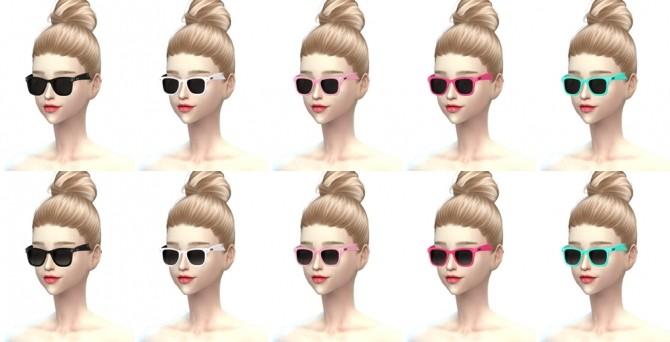 Sunglasses at Paulean R image 14320 670x342 Sims 4 Updates