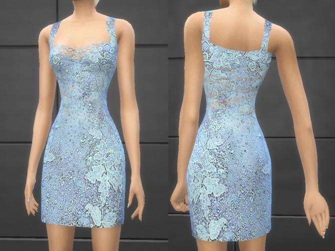 Jovan Dress at Tatyana Name image 14510 670x503 Sims 4 Updates