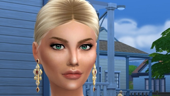 Isabel by Elena at Sims World by Denver image 14520 670x377 Sims 4 Updates