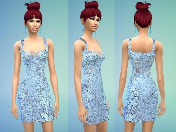 Jovan Dress at Tatyana Name image 14610 670x503 Sims 4 Updates