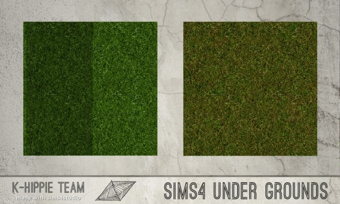 40 grass terrain paints at K hippie image 1477 670x402 Sims 4 Updates