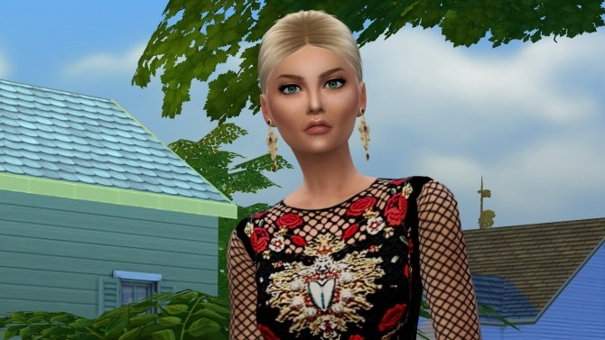 Isabel by Elena at Sims World by Denver image 14915 670x377 Sims 4 Updates