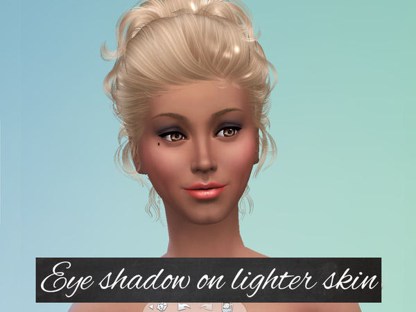 VF Luscious Creme eyeshadow by fortunecookie1 at TSR image 1527 Sims 4 Updates