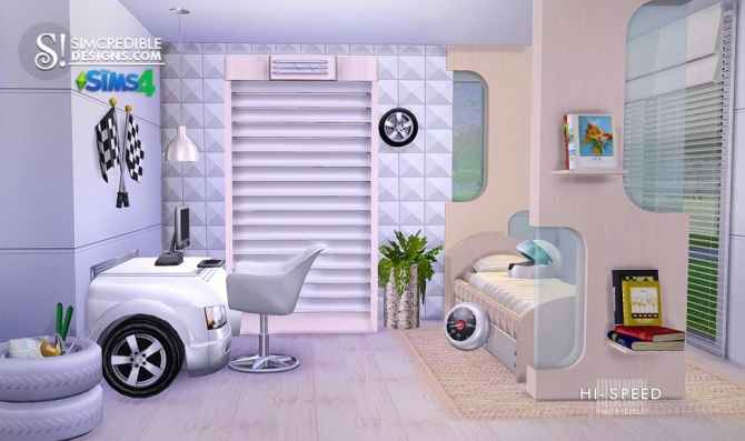 Kids sims 4 updates best ts4 cc downloads for Bedroom designs sims 4