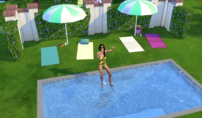 Outdoor Set at Leander Belgraves image 1541 670x391 Sims 4 Updates
