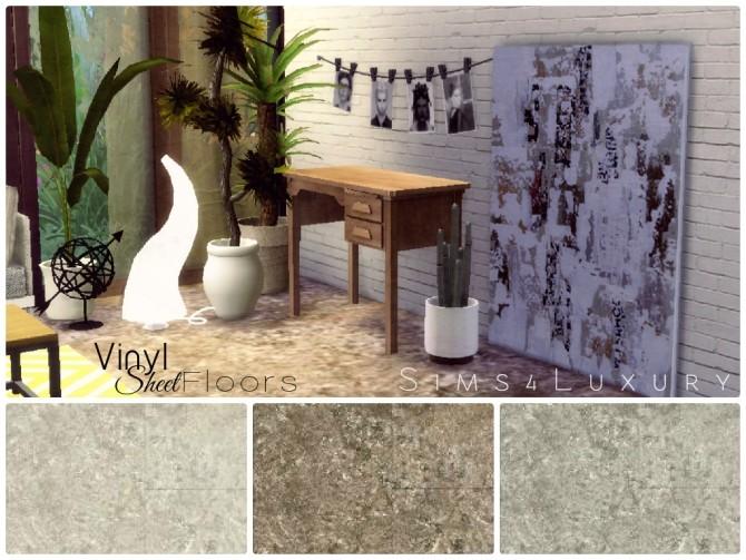 Sims 4 Vinyl sheet floors at Sims4 Luxury