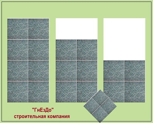 Cascade ceramic tile at Sims by Mulena image 1595 Sims 4 Updates