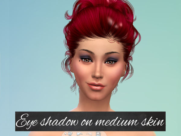 VF Luscious Creme eyeshadow by fortunecookie1 at TSR image 1628 Sims 4 Updates