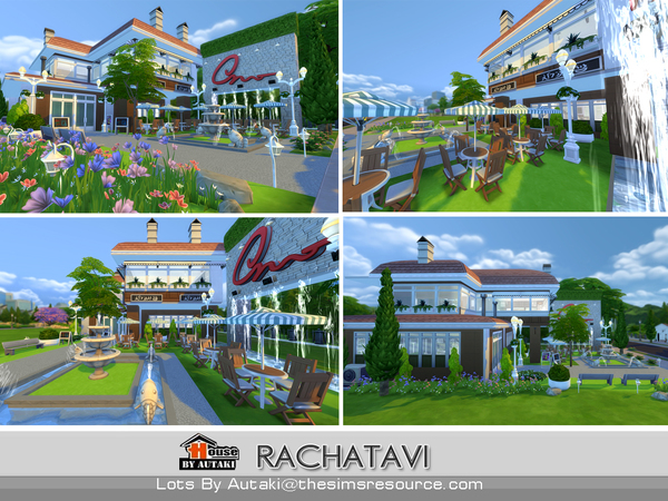 Rachatavi food shop by autaki at TSR image 16514 Sims 4 Updates