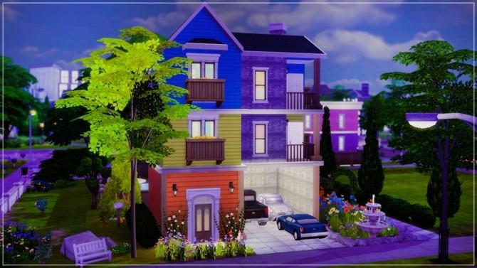 Sims 4 Condominium Homes at Pixelsimdreams
